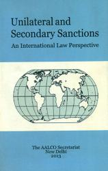 Unilateral and Secondary Sanctions